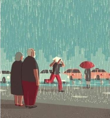 别让老人孤独相伴